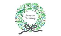 Christmas Greeting & Closure