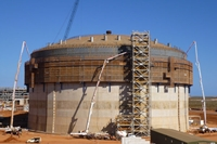 Major Projects: Queensland Curtis LNG